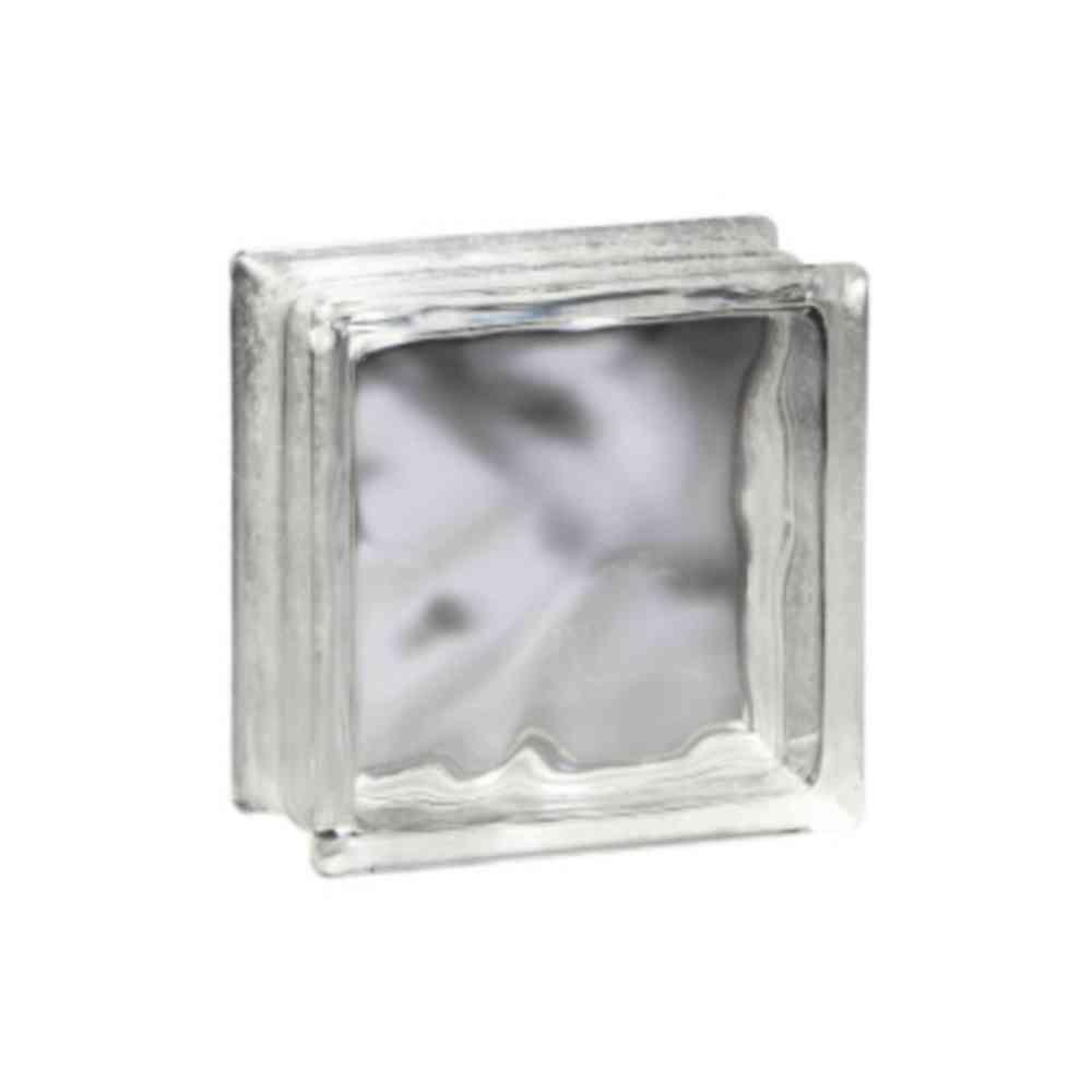 Pittsburgh Corning Premiere 6 in. x 6 in. x 4 in. Decora Glass Block (12-Pack)