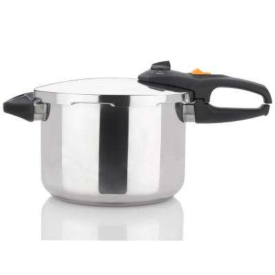 Duo 8 Qt. Stainless Steel Stovetop Pressure Cooker