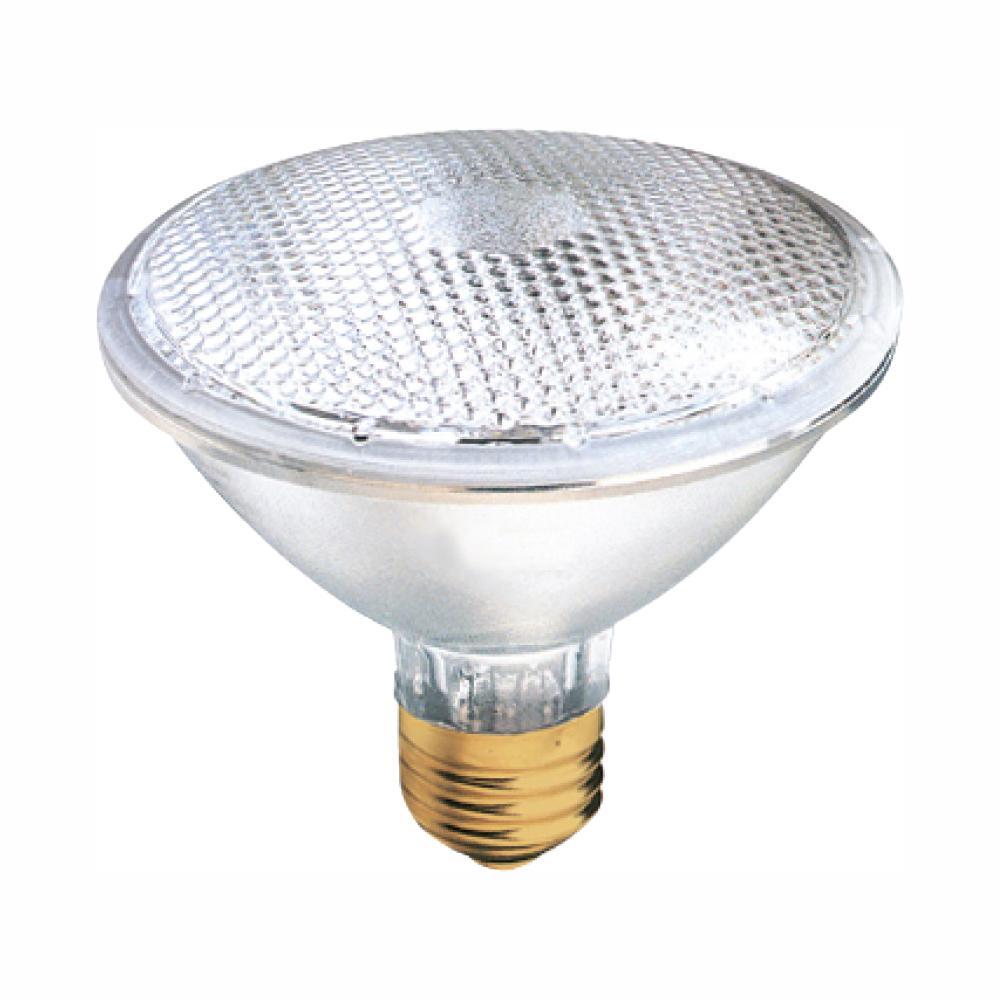 39-Watt PAR30 Reflector 10-Degree Angle E26 Base Clear Halogen Light Bulbs (36-Pack)