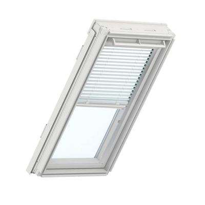 White Manual Venetian Skylight Blinds for GPU UK08 Models