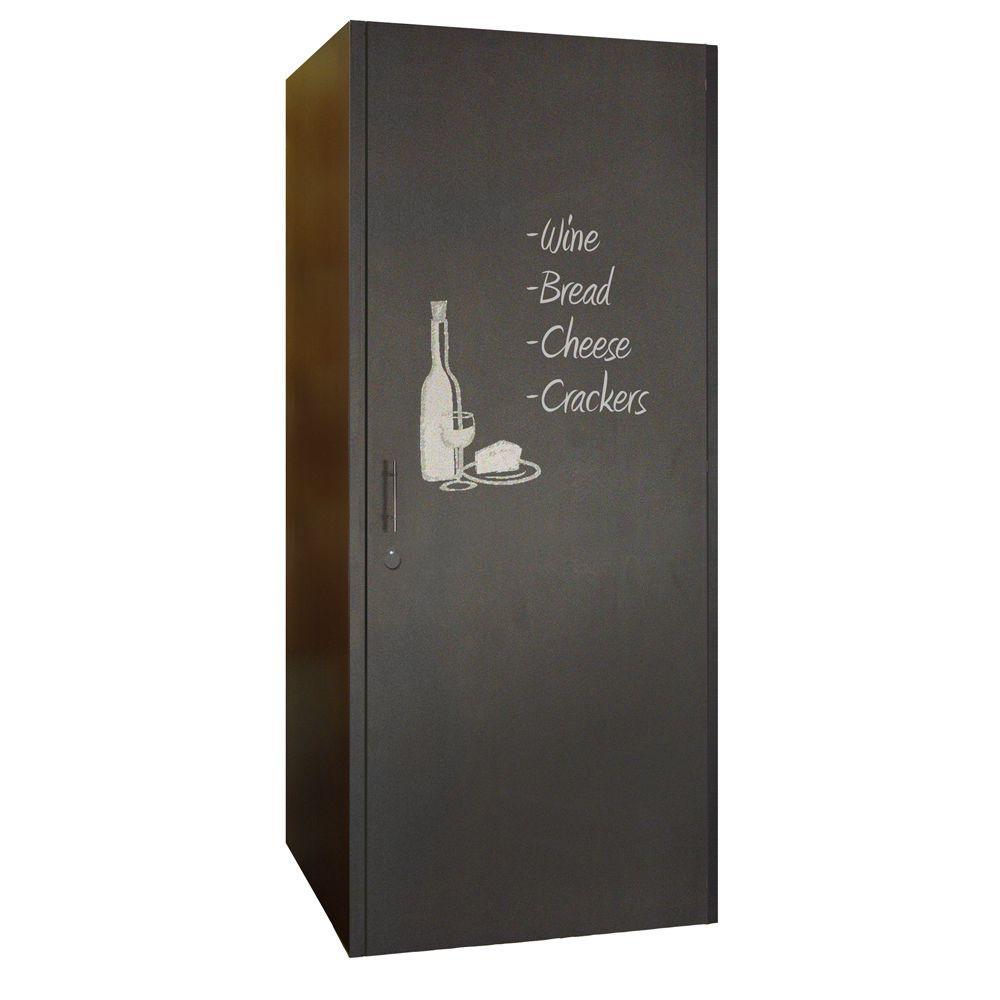Vinotemp 280-Bottle Chalkboard Wine Cabinet