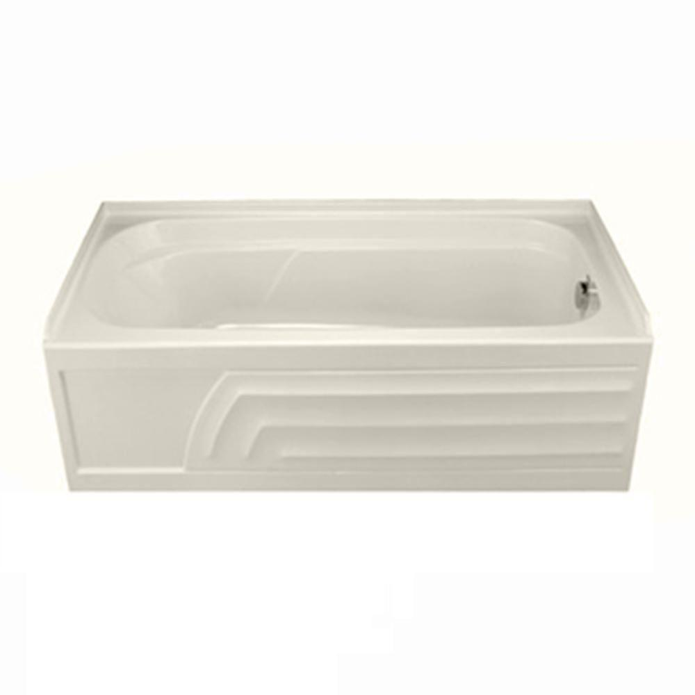 Colony 5.5 ft. x 32 in. Right Drain Soaking Bathtub with