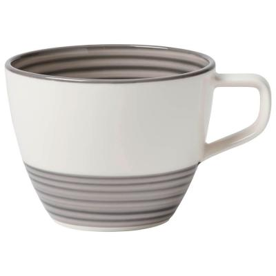 Manufacture Gris 8-1/2 oz. Gray Tea Cup