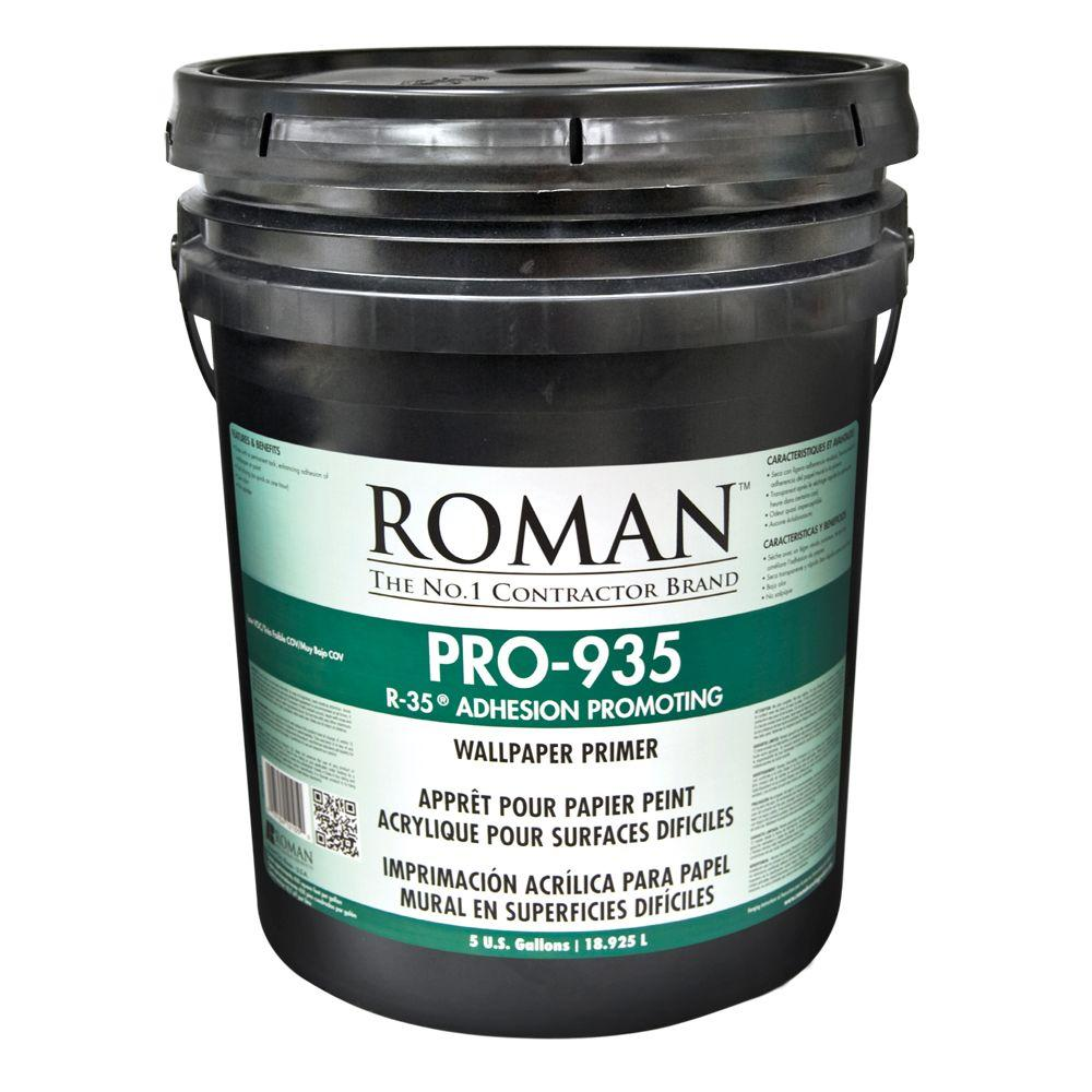 ROMAN PRO-935 R-35 5 gal. Difficult Surfaces Primer