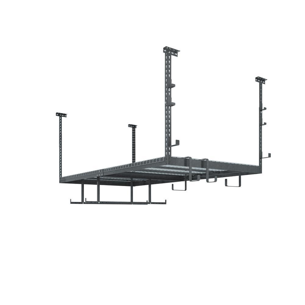 NewAge Products Versarac Adjustable Ceiling Storage Rack
