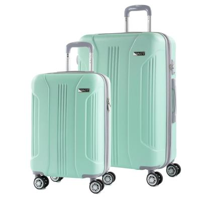 Denali 2-Piece (26 in./20 in.) Mint Expandable Hardside Spinner Luggage with TSA Locks