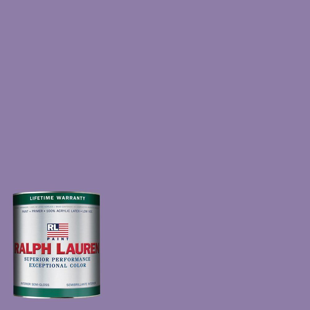 Ralph Lauren 1-qt. Purple Dahlia Semi-Gloss Interior Paint