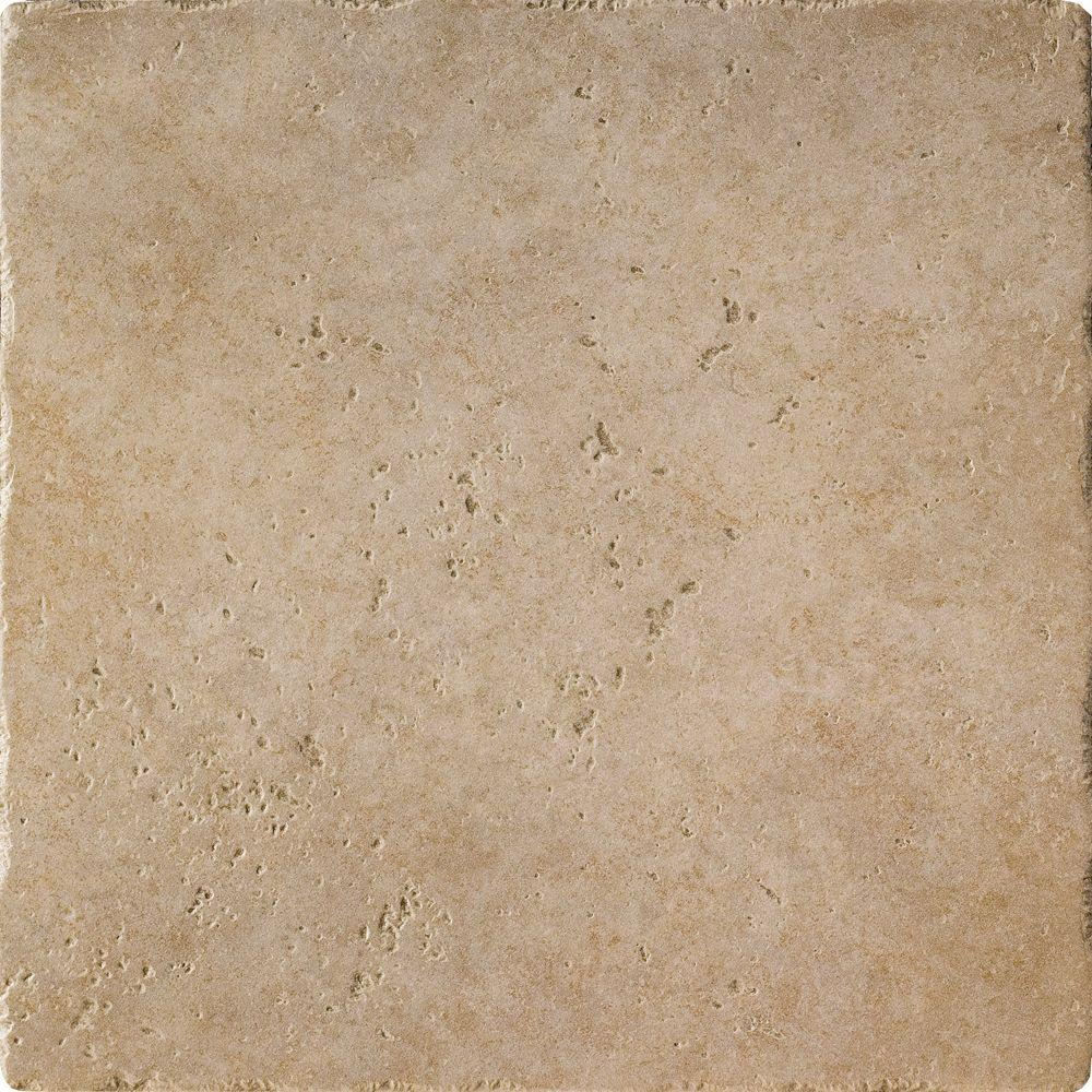 MS International Leonardo Noche 6 in. x 6 in. Glazed Porcelain Floor and Wall Tile (12 sq. ft. / case)