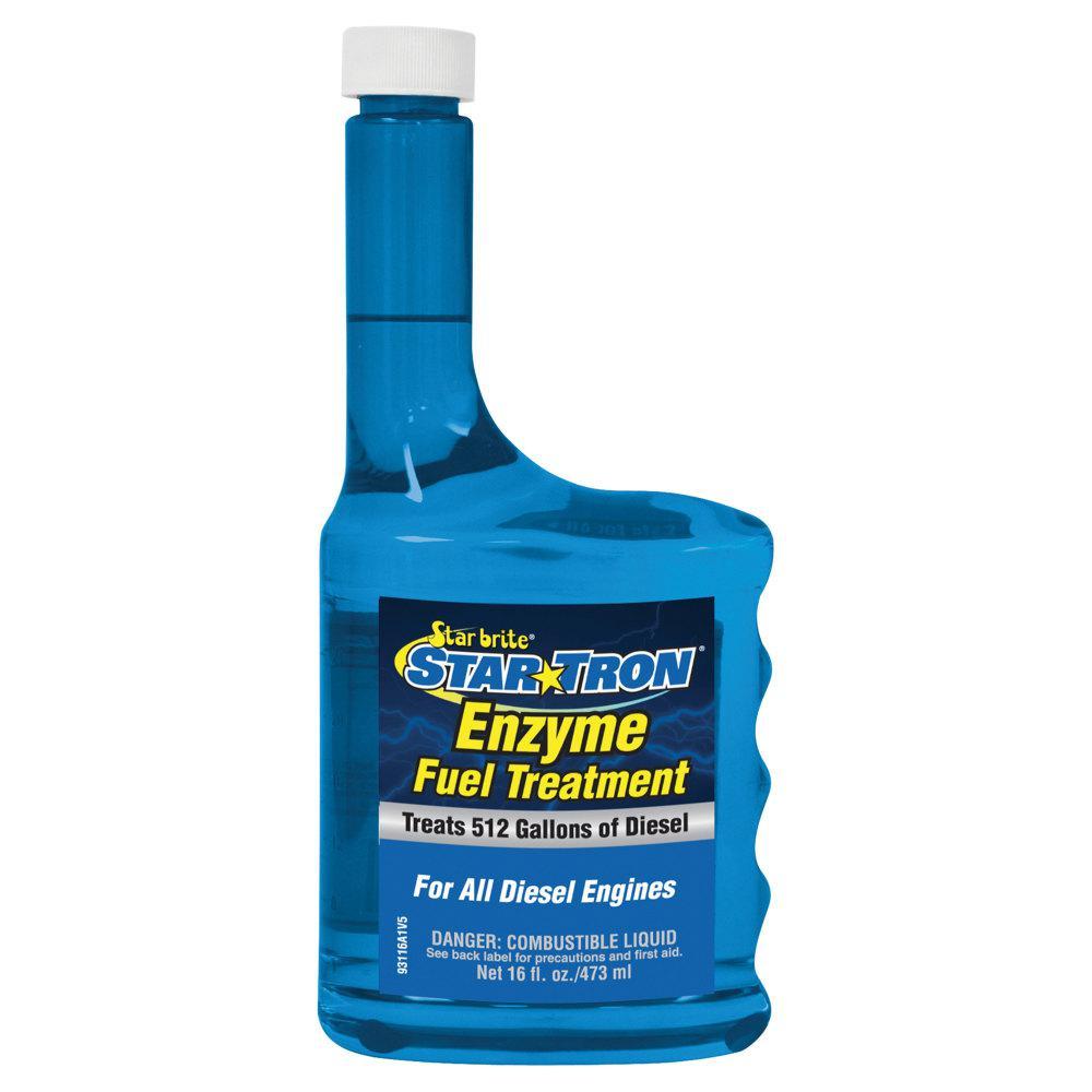 16 oz. Star Tron Enzyme Fuel Treatment Super Concentrated Diesel Formula