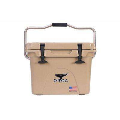 ORCA Tan 20 Qt. Cooler