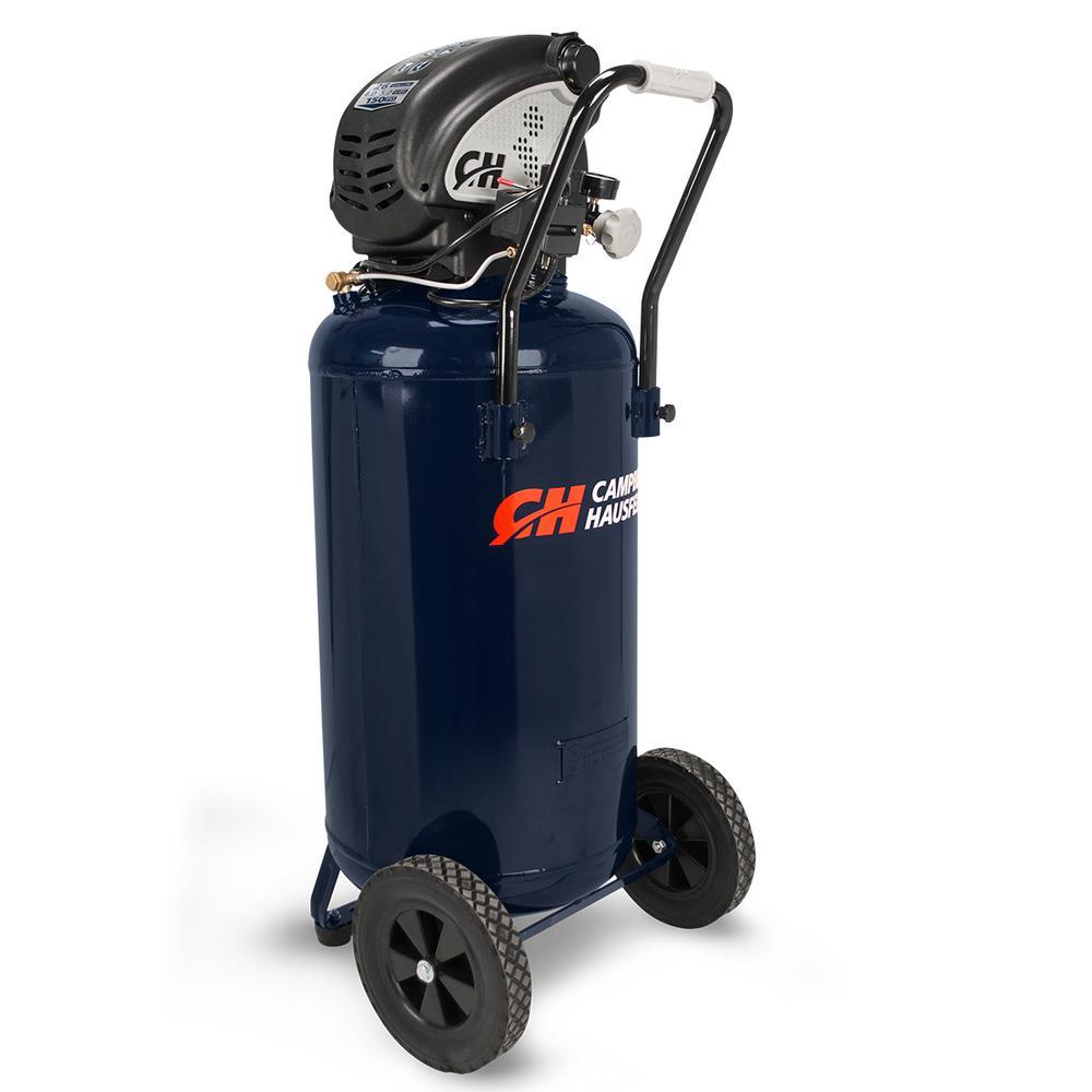26 Gal. Portable Vertical Electric Air Compressor