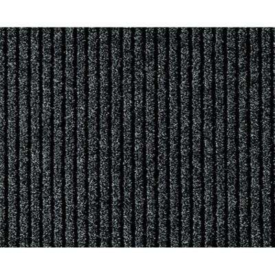 Concord Charcoal 26 in. x 50 ft. Roll Rug Runner