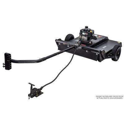 44 in. 11.5-HP Briggs and Stratton Rough Cut Trail Commercial Tow Behind Mower