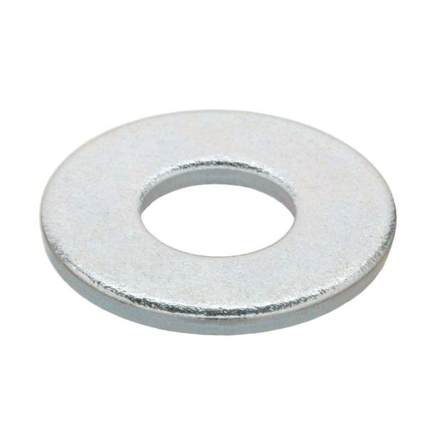 3/8 in. Zinc-Plated Flat Washer (25-Pack)