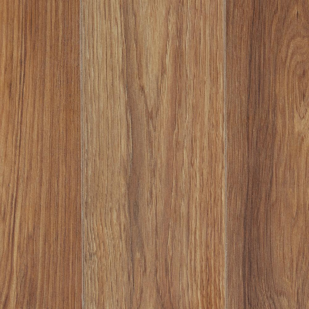 Take Home Sample - Charleston Hickory Laminate Flooring - 5 in.