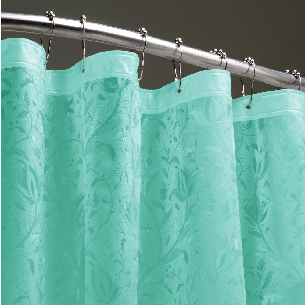Ocean 3D Shower Curtain
