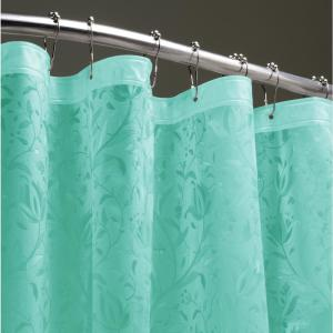Floral 72 inch Ocean 3D Shower Curtain by