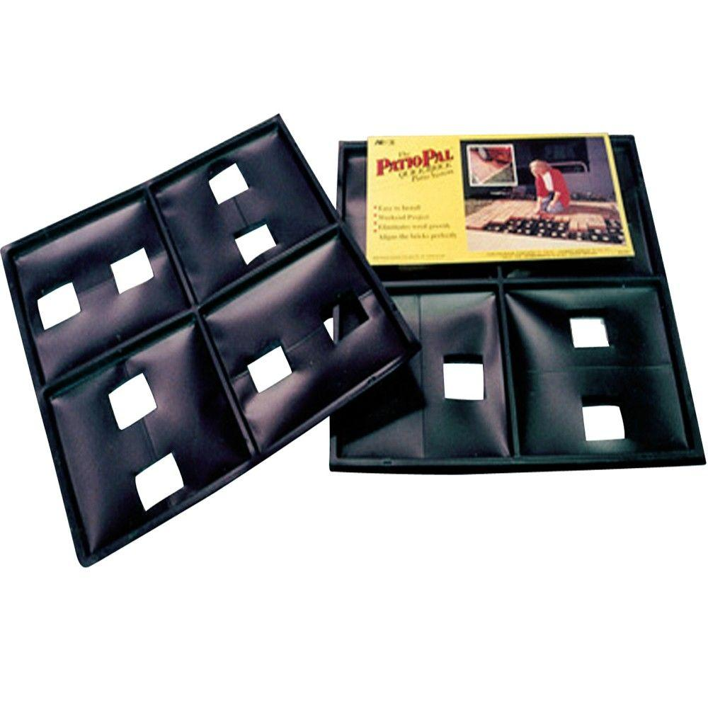 Argee Patio Pal Brick Laying Guides For Standard Bricks 10 Pack