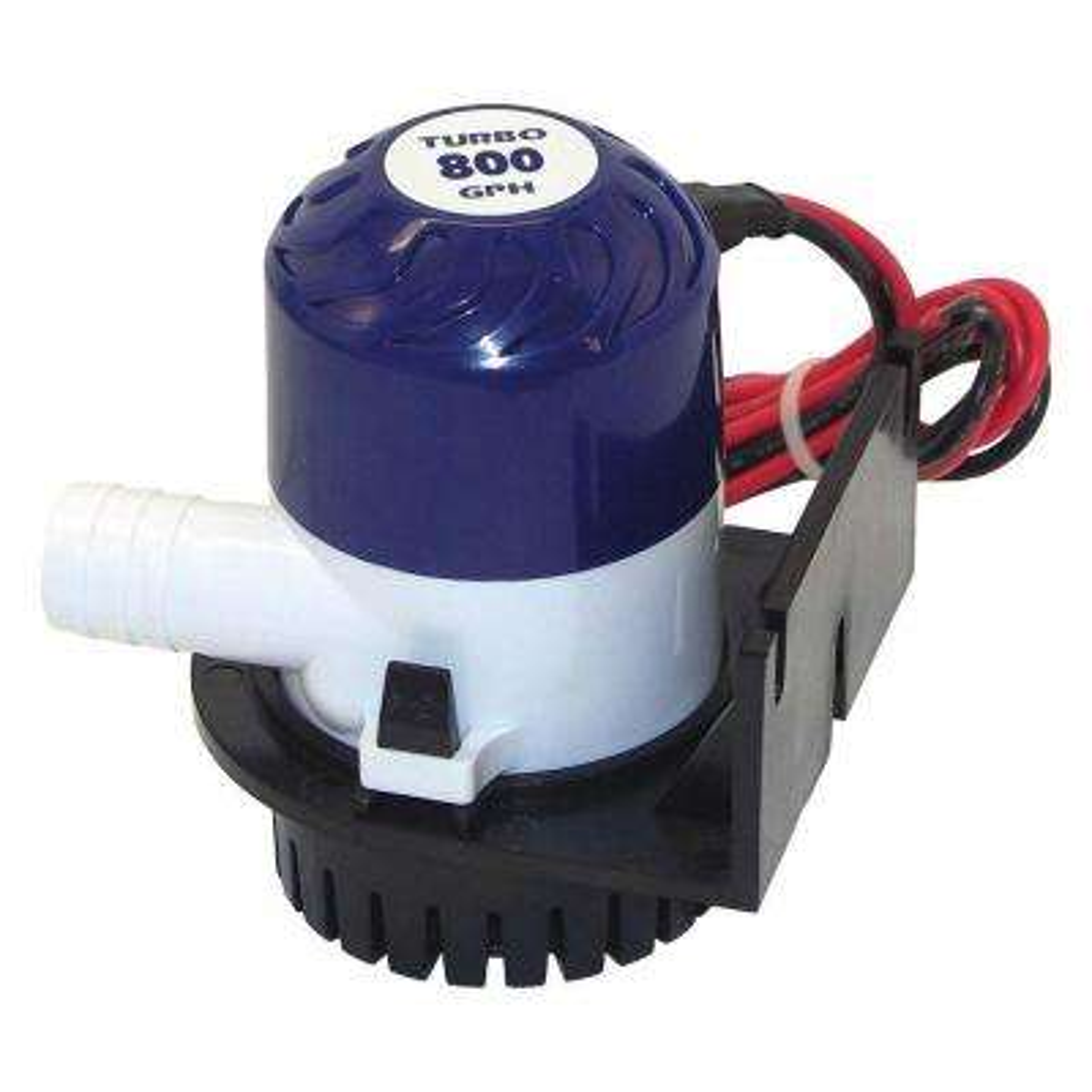 800 GPH Marine Bilge Pump