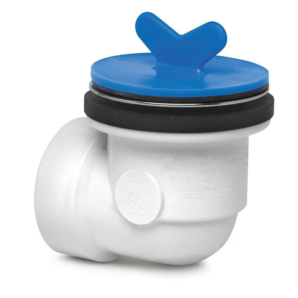 PVC Schedule 40 Bath Waste Rough-In Kit