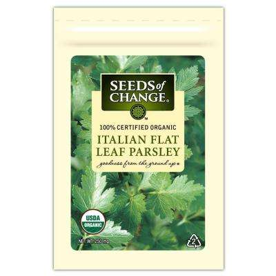 Parsley Italian Flat Leaf (1-Pack)