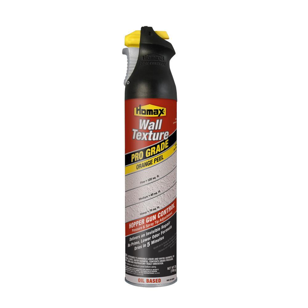 Pro Grade 25 oz. Dual Control Orange Peel Quick Dry Oil-Based