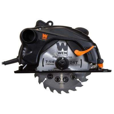 12 Amp 7-1/4 in. Sidewinder Circular Saw with 2-1/2 in. Cutting Depth