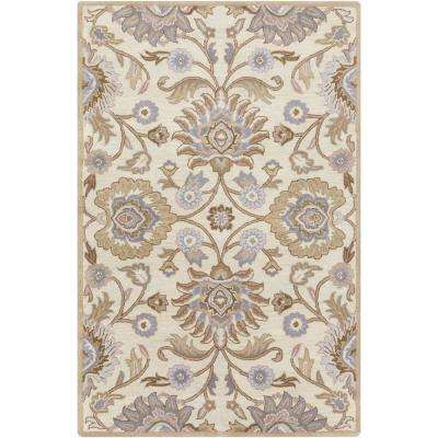Cambrai Ivory 8 ft. x 11 ft. Indoor Area Rug