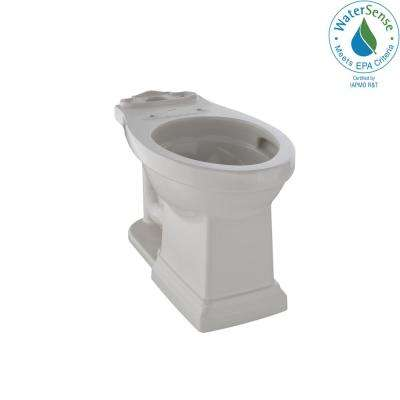 Promenade II Elongated Toilet Bowl Only with CeFiONtect in Sedona Beige