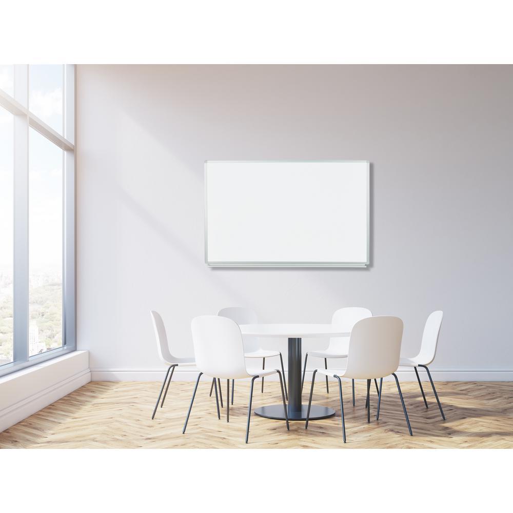 36 in. x 24 in. Wallboard, White