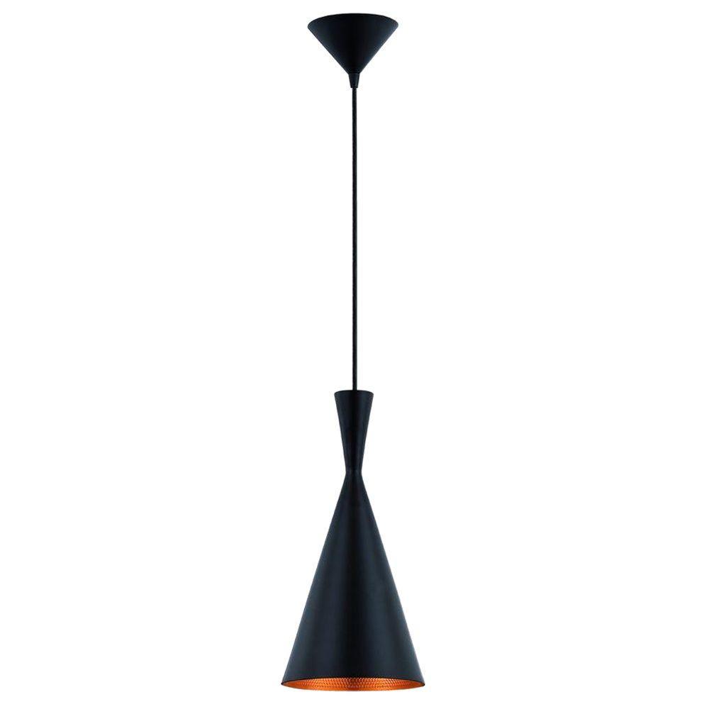 Eurofase Bronx Collection 1-Light Black Pendant