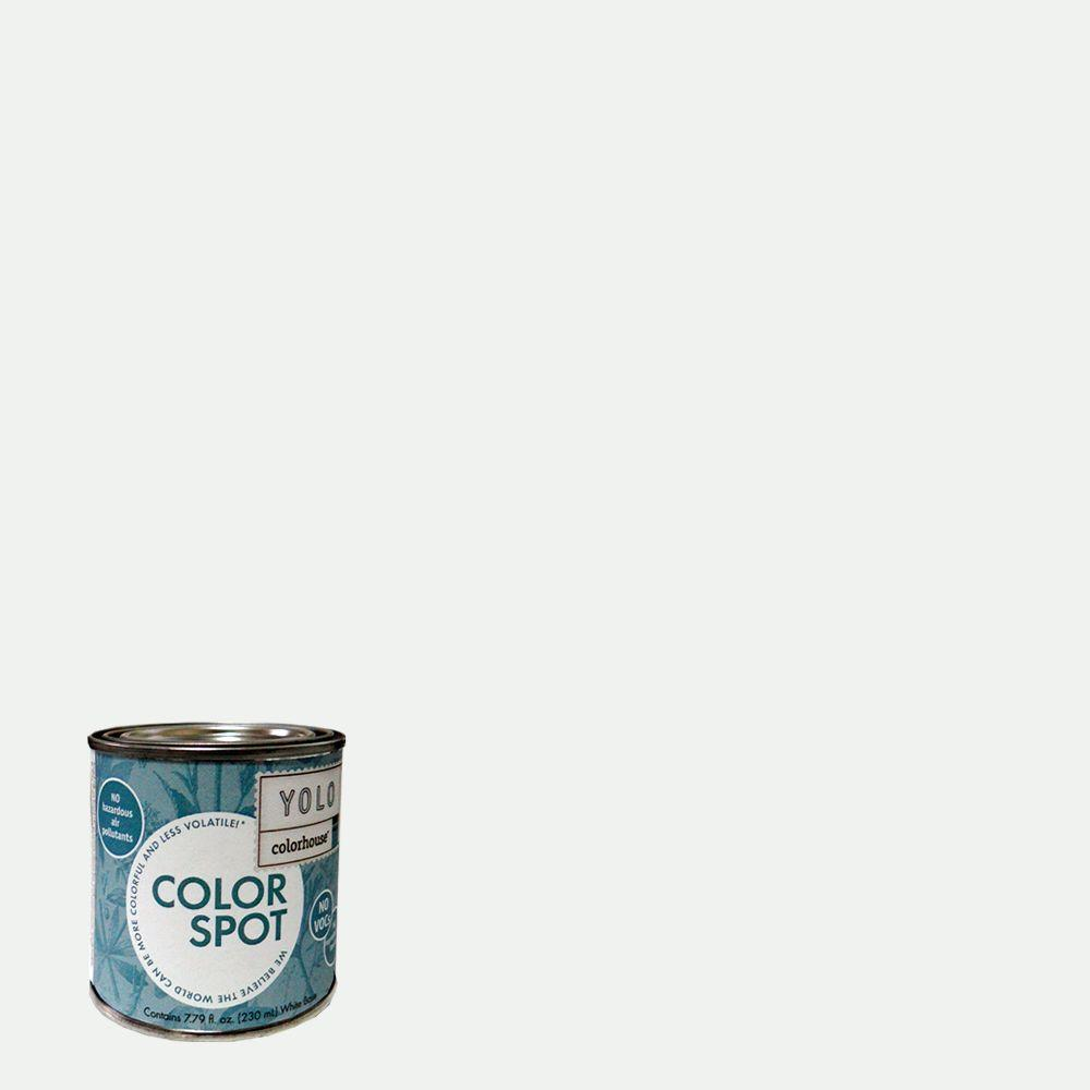 YOLO Colorhouse 8-oz. Imagine .05 ColorSpot Eggshell Interior Paint Sample-DISCONTINUED