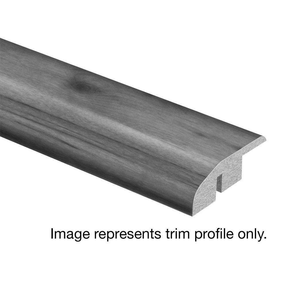 Claddon Oak 1/2 in. T x 1-3/4 in. Wide x 72 in. Length Laminate Multi-Purpose Reducer Molding