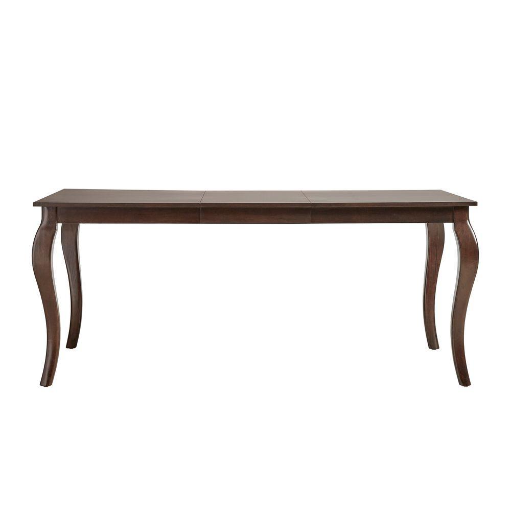 HomeSullivan Loma Alta Rich Cherry Extendable Dining Table 40E533-72TBL2