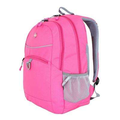 18 in. Bubble Gum Backpack