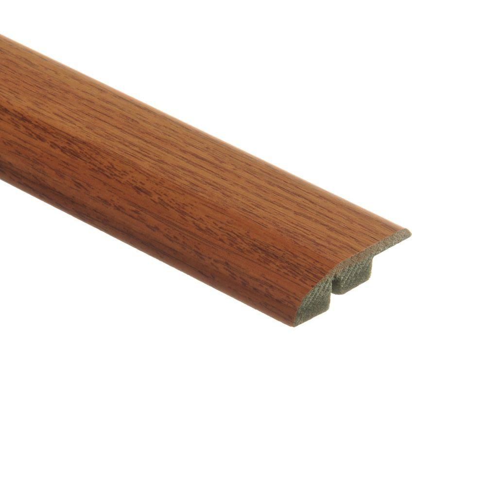 Zamma Baytown Oak 1/2 in. Thick x 1-3/4 in. Wide x 72 in. Length Laminate Multi-Purpose Reducer Molding