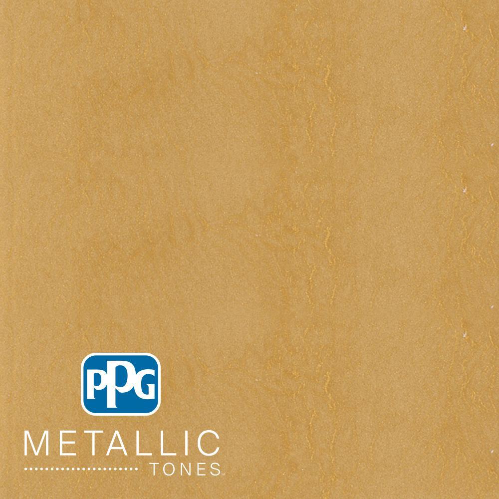 PPG METALLIC TONES 1 gal. #MTL106 Rejoice Metallic Interior ...