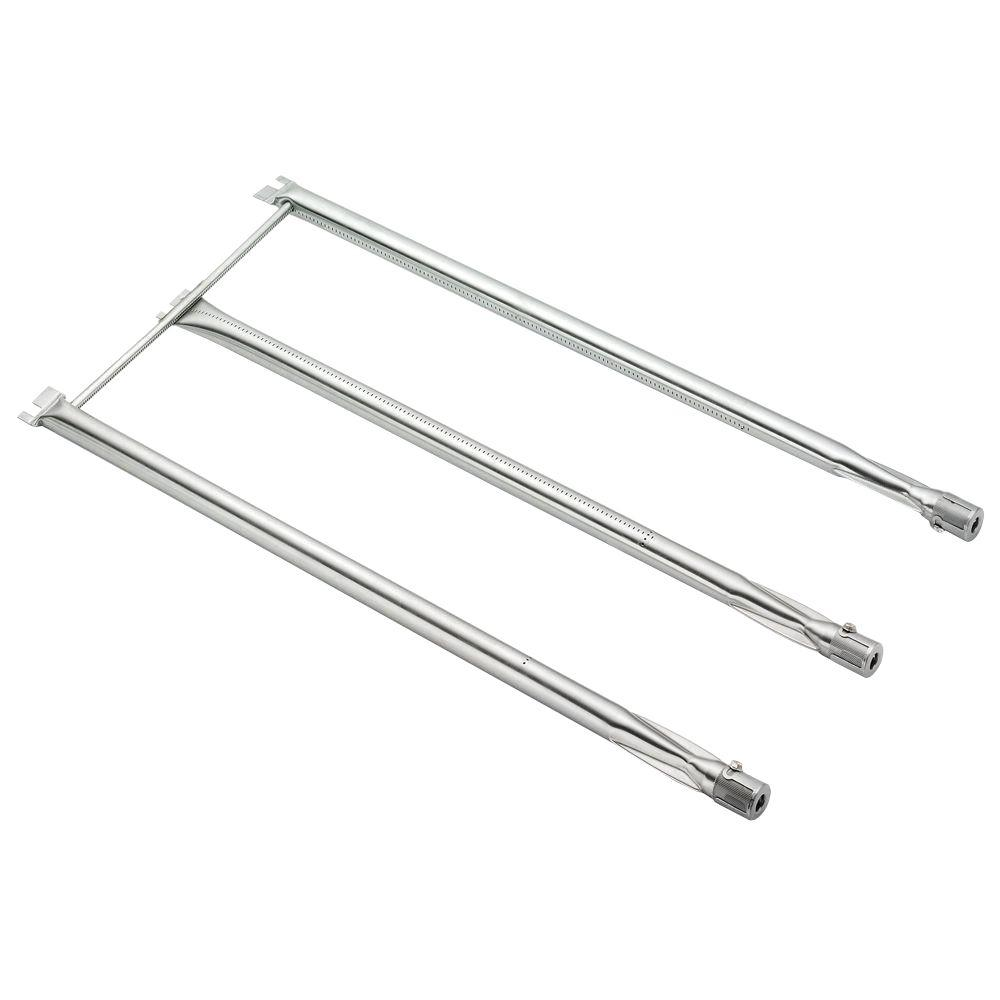 Weber Stainless Steel Replacement Burner Tube Set For