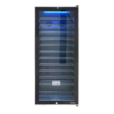 99-Bottle Freestanding Wine Cooler