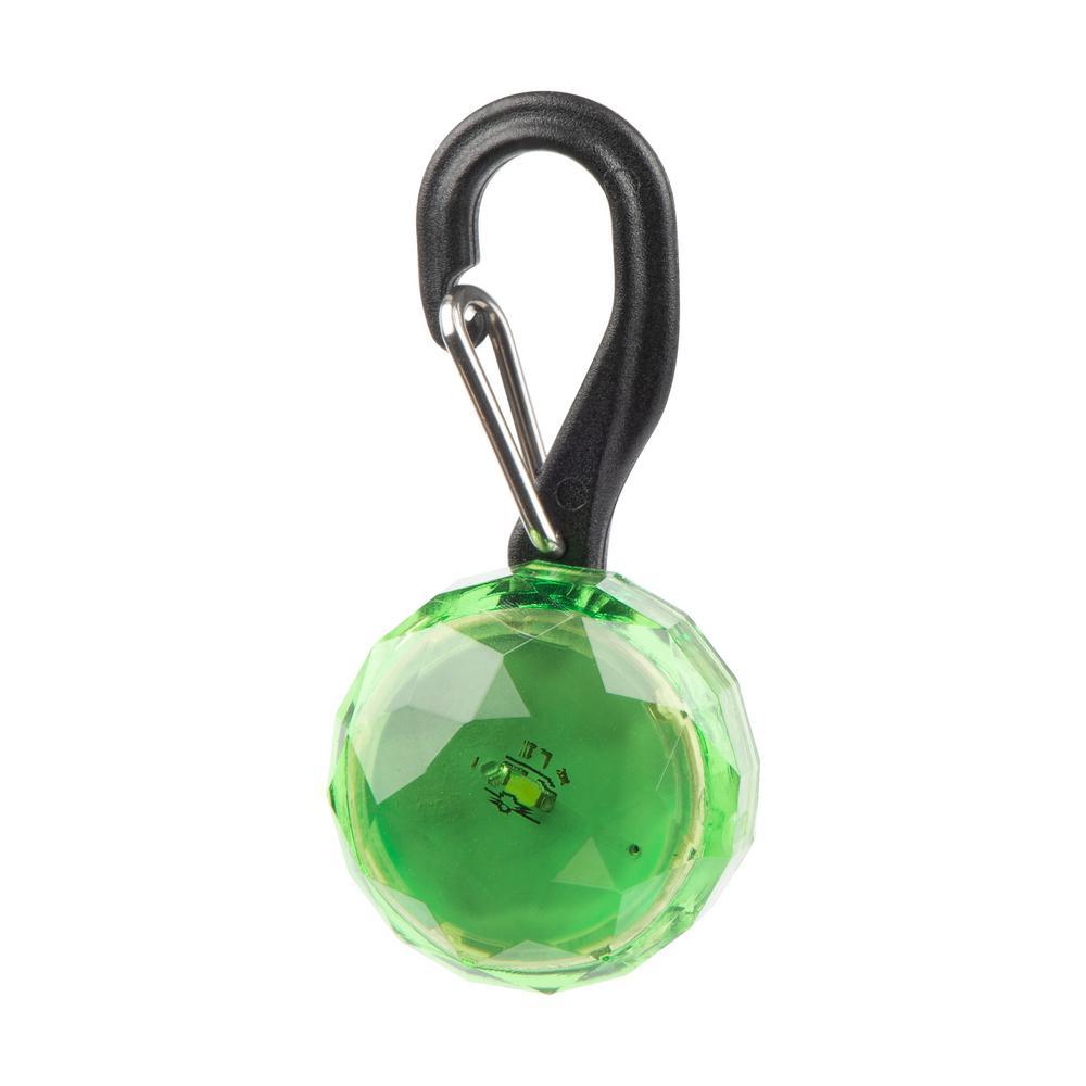 PetLit Collar Light in Lime
