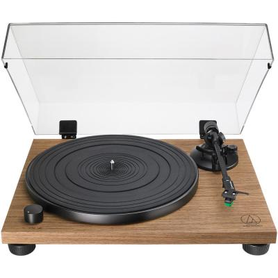 Fully Manual Belt-Drive Turntable