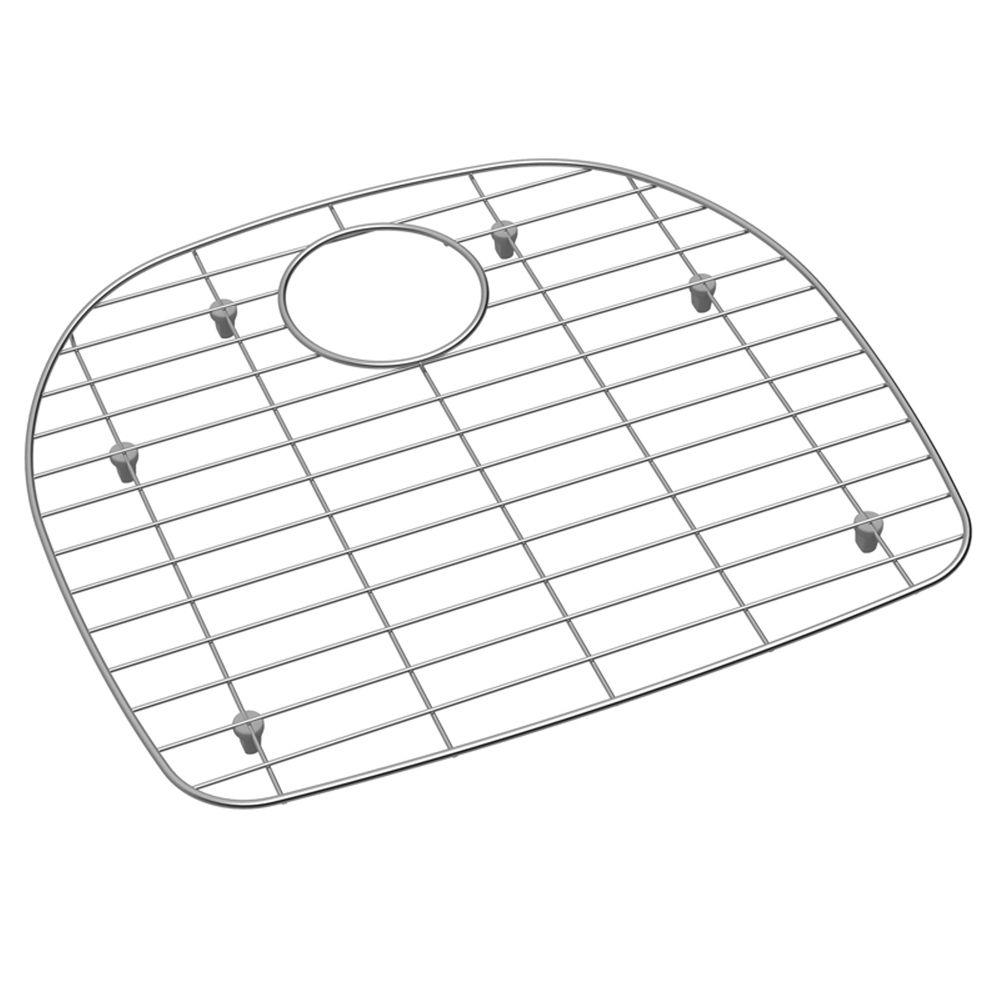 Great Elkay Bottom Grid Bowl Fits Sink Size 21 In. X 15.625 In. GOBG2118SS   The  Home Depot
