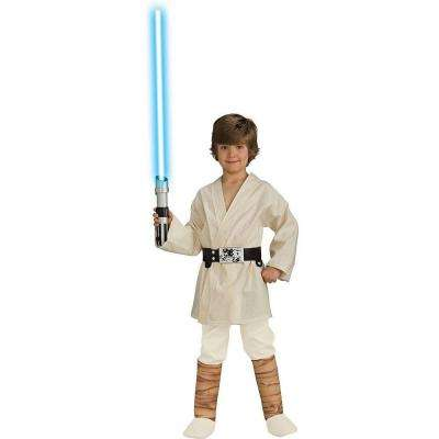 Star Wars Deluxe Luke Skywalker Child Costume