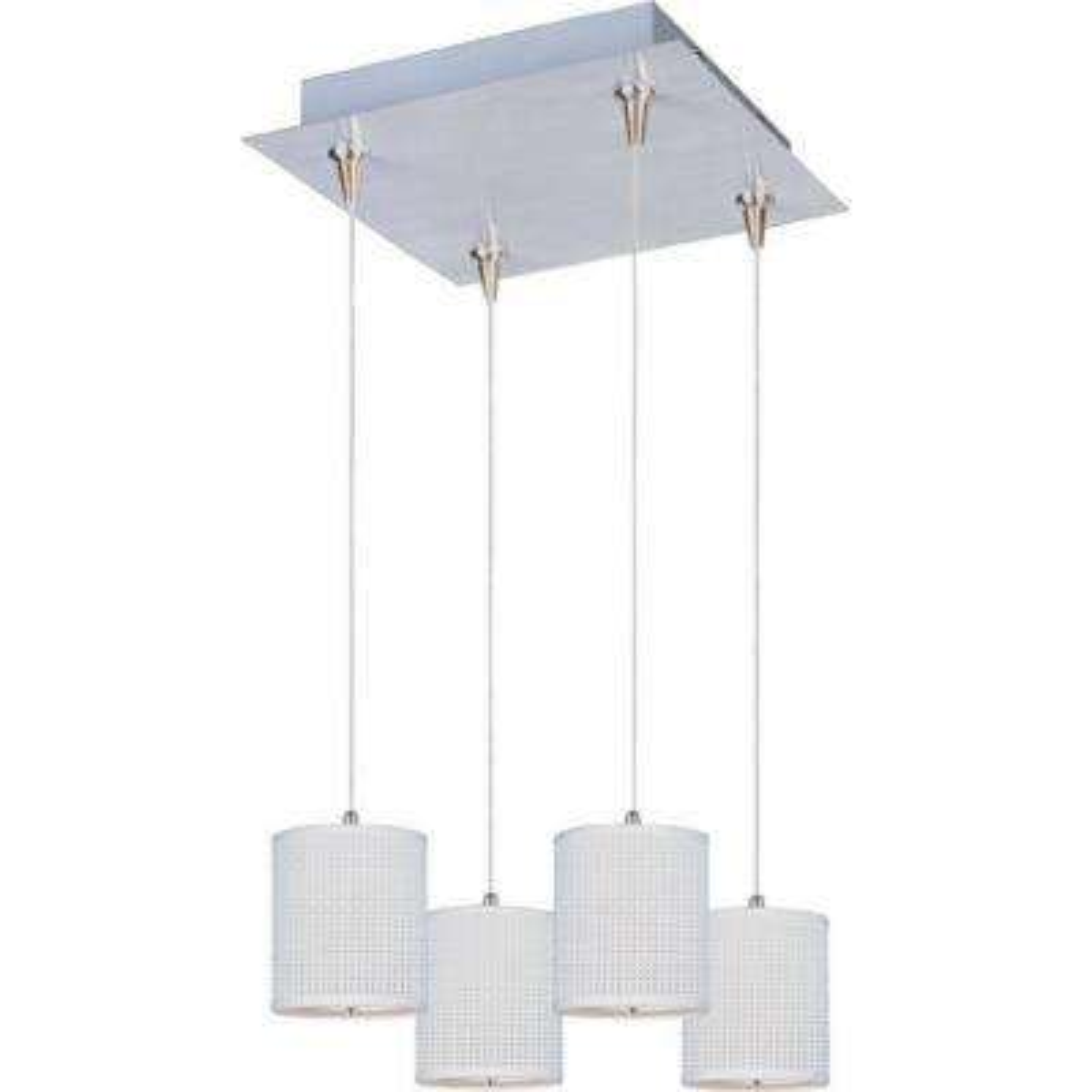 Elements 4-Light RapidJack Pendant and Canopy