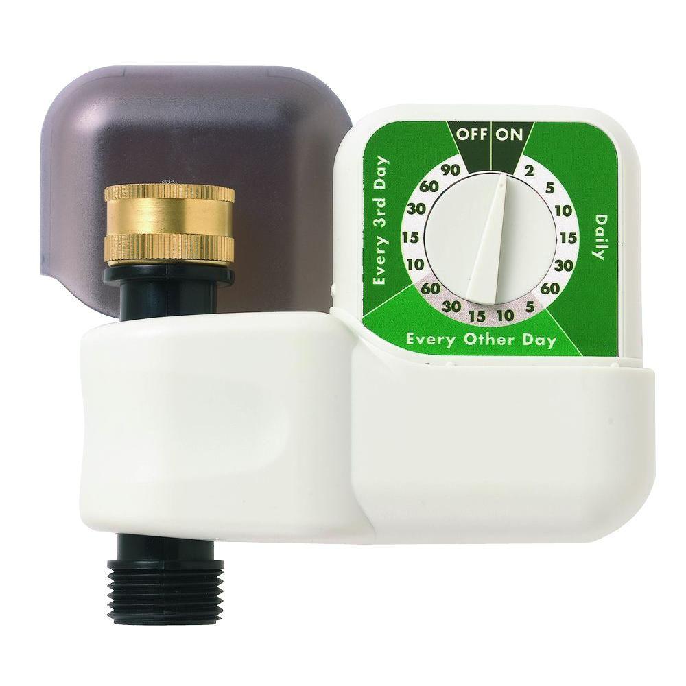 Orbit Single Dial Timer-62024 - The Home Depot