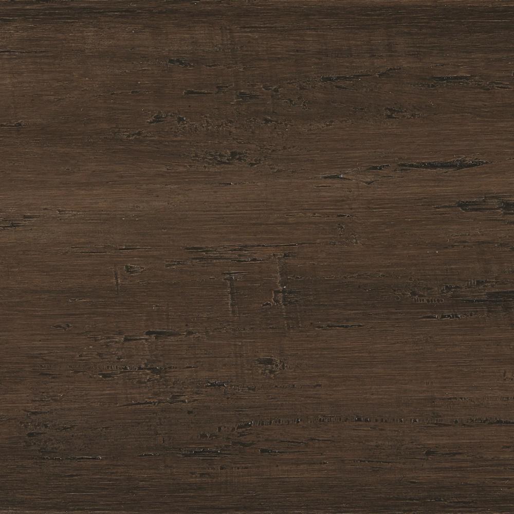 Home Decorators Collection Take Home Sample Hand Scraped Strand Woven Mushroom Click Tile