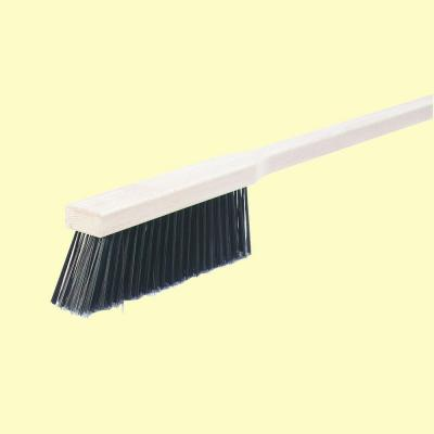 39 in. Pizza Oven Brush, Carbon Steel Bristles (Case of 12)