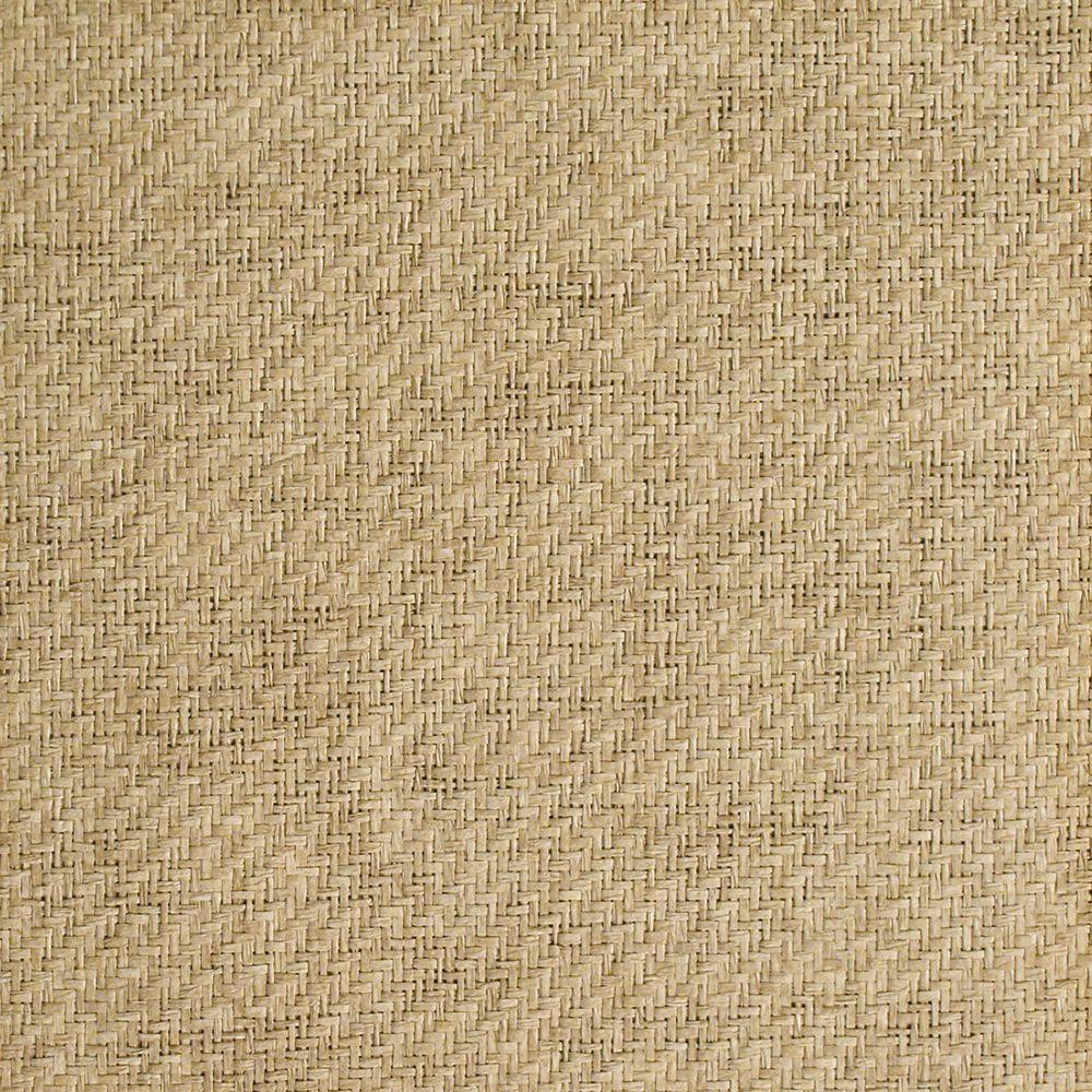 The Wallpaper Company 8 in. x 10 in. Linen Indian Rice Wallpaper Sample-DISCONTINUED