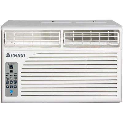 ENERGY STAR 12,600 BTU Window Air Conditioner with Remote