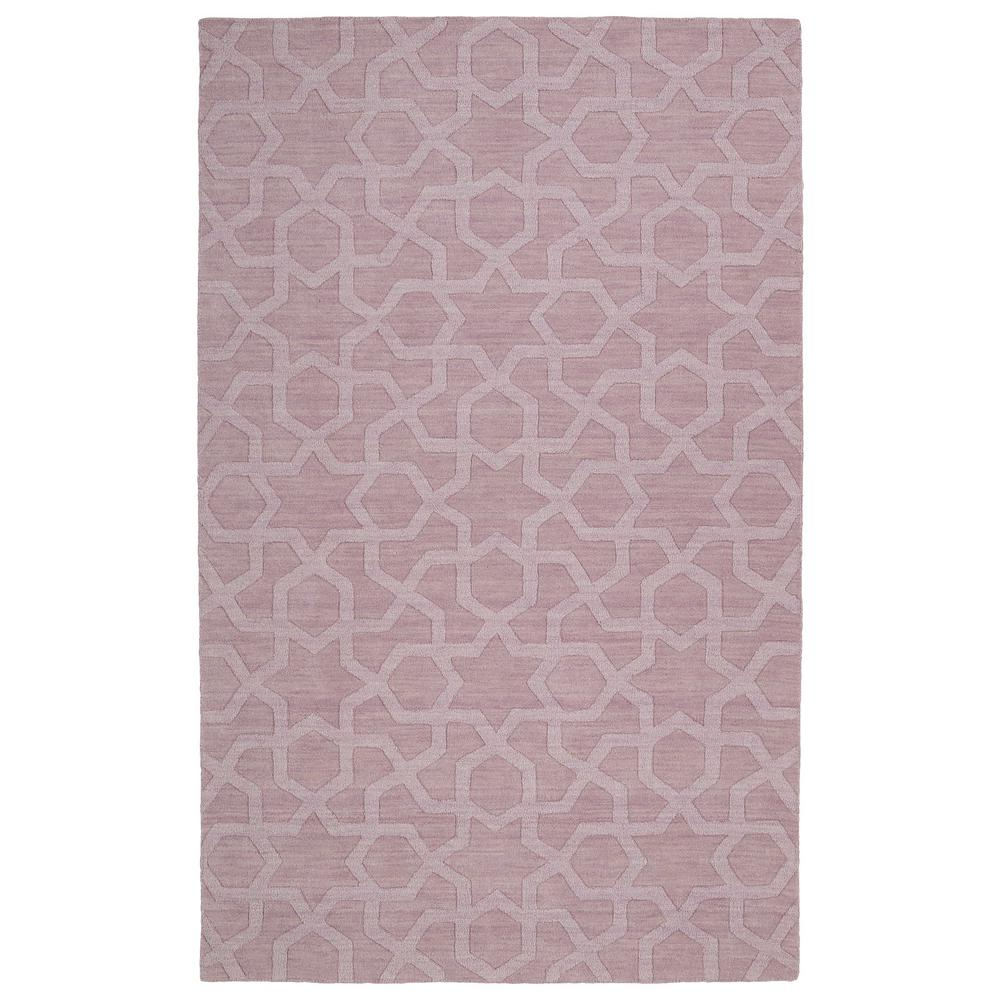 Imprints Modern Lilac 9 ft. 6 in. x 13 ft. 6
